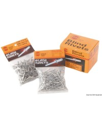 Rivet inox 4,8x16mm 100 pcs