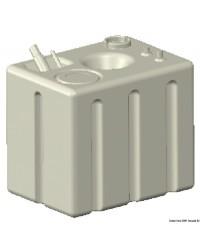 Réservoir carburant polyéthylène 164 L essence et gasoil