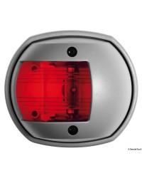 Feu babord rouge Sphera Compact 12 - boitier gris