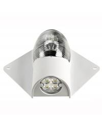 Feu de navigation et feu de pont à LED pour bateaux jusqu'à 20 m - blanc