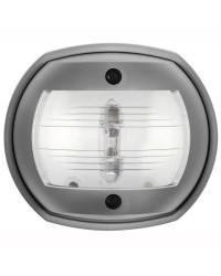 Feu de poupe blanc Compact 12 LED - boitier gris