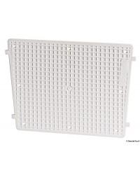 Protège tableau plastique blanc 30x22cm