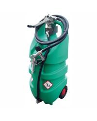 Conteneur p.essence avec roues homologué ADR 110 litres 18.405.10