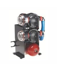 Groupe d'eau Aqua jet duo avec vase expansion 12V PLA473126