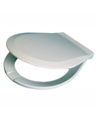 Lunette wc en plastique petit Soft Close