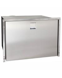 Frigo congélateur avec machine à glacon ISOTHERM DR70 inox 50.826.19