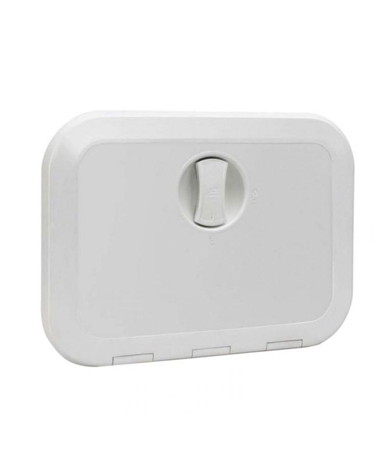 Trappe d'accès plancher 315 x 440 blanche PLA65889