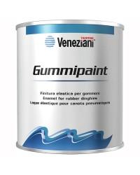 Antifouling élastique VENEZIANI Gummipaint noir 0,5l