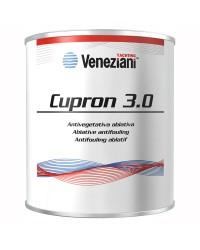 Antifouling VENEZIANI Cupron 3.0 noir 2,5 l