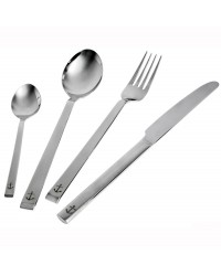 Set 24 pcs couverts inox Ancor Line
