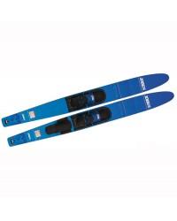 Skis nautiques DEVOCEAN Globe/Balance bleu 64.940.11