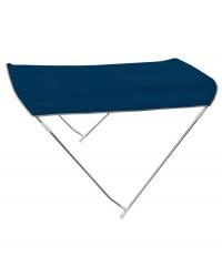 Bimini pliable 2 arceaux blue navy 170/180 cm 46.901.33