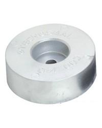 Anode poupe magnésium 140x35 mm 43.210.23