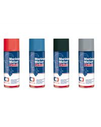 Peinture acrylique spray cool white pour Suzuki 52.400.91