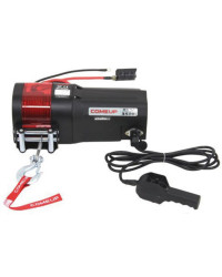Treuil électrique 1588 Kg 900W 12V 02.251.11