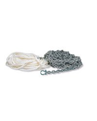 Kit de mouillage bateau, chaîne-cordage-manille PLA53242