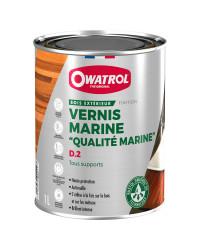 Vernis Deks Olje D2 Owatrol - 1 L