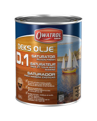 Saturateur Deks Olje D1 Owatrol - 1 L
