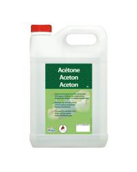 Acétone - 5 litres