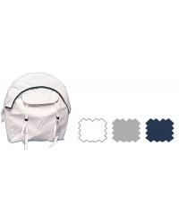 Housse PVC bleue pour bouée 22.416.xx