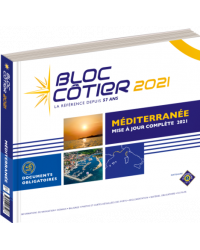 Bloc cotier mediterranée 2021