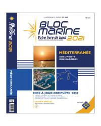 Bloc marine mediterranée 2021