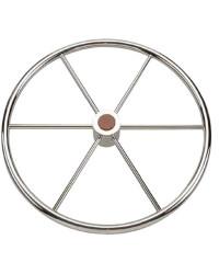 Barre à roue inox 90cm pour cône universel