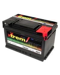 Batterie de démarrage - 12V - 70Ah