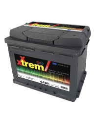 Batterie mixte - 12V - 64Ah