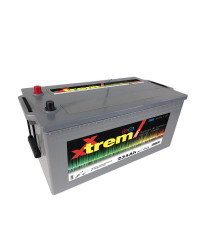 Batterie mixte 12V - 235Ah