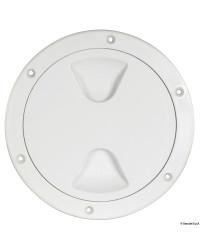 Trappe de visite ronde ø125 mm - blanc