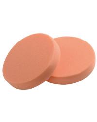 Tampons en mousse orange moyen-rigide 65.230.01