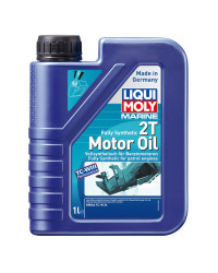 Marine Fully Synthetic 2T Motor Oil 1l 65.933.01