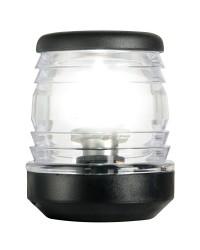 Feu de tête de mât à 360° LED noir