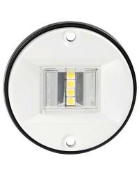 Feu de navigation LED Evoled pour paroi - blanc - blanc 135°