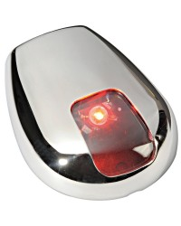 Feu de navigation LED Sea-Dog pour paroi rouge 112,5 ° - 20M