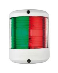 Feu U78 rouge/vert/blanc 12V pour bateau jusqu'à 20M