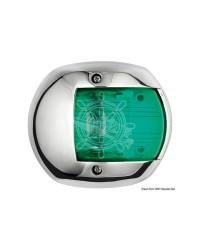 Feu de navigation tribord compact 12 inox - LED