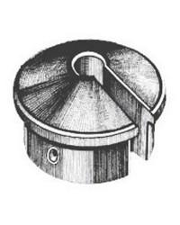 Protège hauban embout ø40 mm