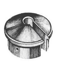 Protège hauban embout ø60 mm