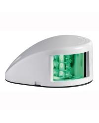 Feu de navigation Mouse Deck jusqu'à 20 m vert tribord en ABS