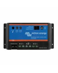 Régulateur de charge Blue Duo 20 Victronp pour panneaux solaires - 20 A