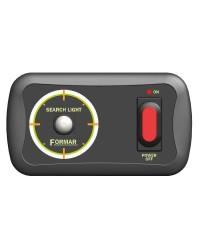 Commande joystick pour projecteur électrique LED