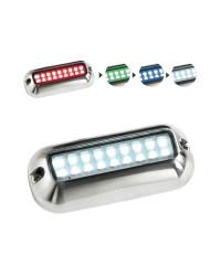 Eclairage sous-marin à LED rouge, vert,bleu, blanc