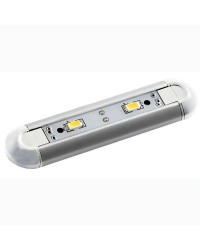Eclairage Slim Mini 2 LED anti-choc