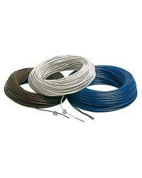 Câble électrique unipolaire 1.5 mm² noir