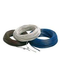 Câble électrique unipolaire 6 mm² noir