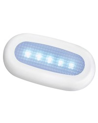 Lumiere de courtoisie LED étanche bleu