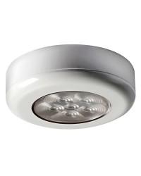Plafonnier 6 LED étanche lumière blanche