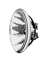 Ampoule étanche GE 24V 100W 140mm
